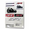 BMW Motorsport Sticker Set