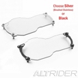 AltRider Headlight Guard, Clear Lens, R1200GS(W) & Adv.