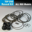 Top End Reseal Kit, All R80 Models