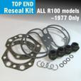 Top End Reseal Kit, R100 Models - 1977 Only