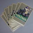 ebay Vintage Motorcycle Rally Postcard Set