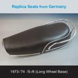 Replica Seat, 1973 /5 (LWB) & 1974 /6 Models