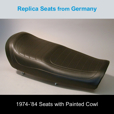 Replica Seat, 1975-'84 S/RS/RT Cowl Type