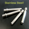 Stainless Steel Pushrod Tubes