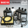 Full Service BASE Kit for Airheads, 1981-'95 - WITHOUT Paralever