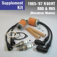 Full Service Supplement Kit for 1985-'87 R65, R80, R80RT