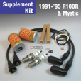 Full Service Supplement Kit for 1991-'95 R100R & Mystik