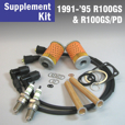 Full Service Supplement Kit for 1991-'95 R100GS & GS/PD