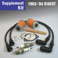 Full Service Supplement Kit for 1982-'84 R80ST