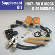 Full Service Supplement Kit for 1988-'90 R100GS & GS/PD