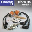 Full Service Supplement Kit for 1981-'84 R65 & R65LS
