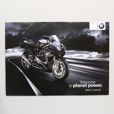 BMW S1000RR Launch Poster