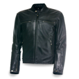 Olympia Bishop Men's Leather Jacket