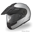 Schuberth E1 Adventure Helmet - Solids