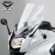 ZTechnik VStream® Tall Touring Windscreen for F800GT
