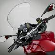 ZTechnik VStream® Touring Windscreen for F700GS