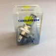 CandlePower Premium H4 Halogen Lamp | 12V - 60/55W