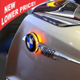 Roundel Lights! LED Turn Signals for BMW Emblems on K1600GT/GTL