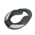 Schuberth Neck Roll with Wind Deflector for S2