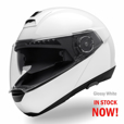 Schuberth C4 Modular Helmet, Solid Colors