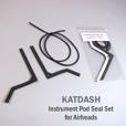 KATDASH Instrument Pod Seal Set