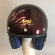 ebay Arai Classic/C Motorcycle Helmet | Maroon (Small)