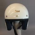 ebay Arai Classic/C Motorcycle Helmet | White (Large)