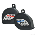 PIAA Slim Sports Horn Set, 400/500 Hz