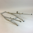 Rear Frame for BMW R1200GS Water Cooled | Silver