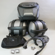 Deluxe BMW Sports Pannier Luggage Set for K1200/1300S & K1200/1300R