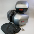 Deluxe BMW TOURING Luggage Set for R1200R(W) / R1200RS