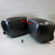 BMW TOURING Side Case Set for R1200R (thru 2014) / R1200ST