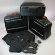Deluxe BMW VARIO Luggage Set for F800GS, F700GS, F650GS (twin)