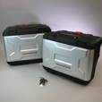 BMW VARIO Side Case Set for R1200GS (thru 2012)