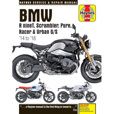 Haynes Manual BMW R NineT, Scrambler, Pure, Racer & Urban G/S