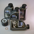 10% OFF! Complete Oil (10W40) Change Kit for F800GS/R/GT, F700GS, F650GS (TWIN)