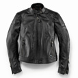 BMW BlackLeather Jacket | Women's