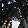 R&G Radiator Guard For BMW F800GS '08-'18 | Black