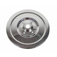 Chrome Wheel Hub Cap Cover for 1970-1973 BMW /5 Airheads