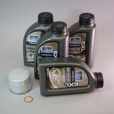 10% OFF! Complete Oil (10W40) Change Kit for F800S & ST