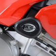 R&G Aero Style Frame Sliders for BMW S1000XR '15-'19