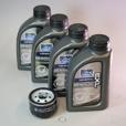 10% OFF! Complete Oil (20W50) Change Kit for K1200 ('06->) & K1300 Models