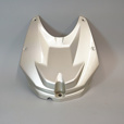 Center Tank Cover Panel for BMW S1000RR | Mineral Silver