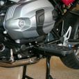 Ilium Works Highway Pegs for R1200 models (Air/Oil-cooled)