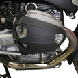 MachineArt Moto X-Head Cylinder Guard for BMW R Nine T, R1200R, R1200RT, R1200GS & Adventure