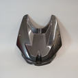Center Tank Cover Panel for BMW S1000RR | Thunder Grey Metallic