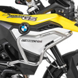 Touratech Upper Crash Bars for BMW F750GS & F850GS