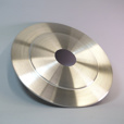 Stainless Steel Wheel Hub Cover for 1955-69 BMW Twins