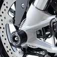 R&G Front Axle Sliders Fork Protectors For BMW F800R '15-'18, F750GS '19, F850GS '19, F850GS Adventure '19 & S1000XR '15-'18