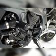 R&G Aero Style Frame Sliders For BMW K1200R '05-'08 & K1300R '09-'15